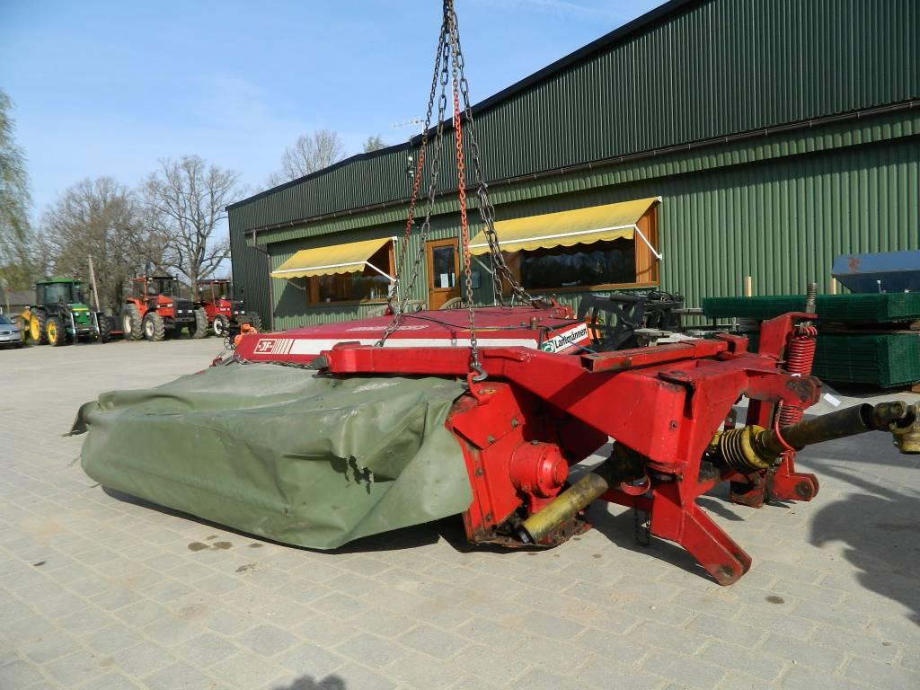 JF GMS 200, Pļaujmašīnas ar kondicionieri, Lauksaimniecība
