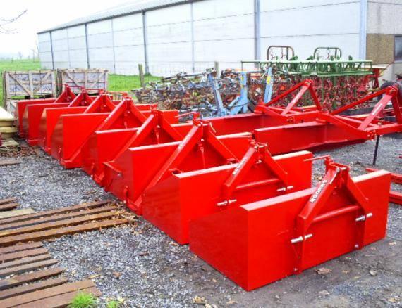 Peecon Transportbakken, Overige accessoires voor tractoren, Landbouw