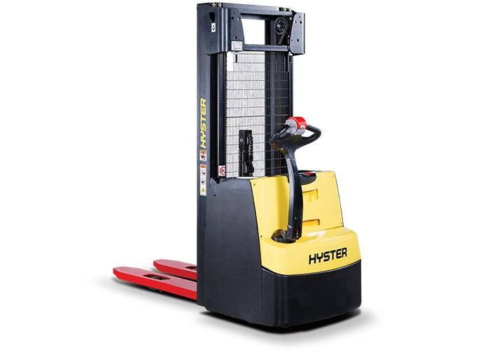 Hyster S1.6IL, Pedestrian stacker, Material Handling