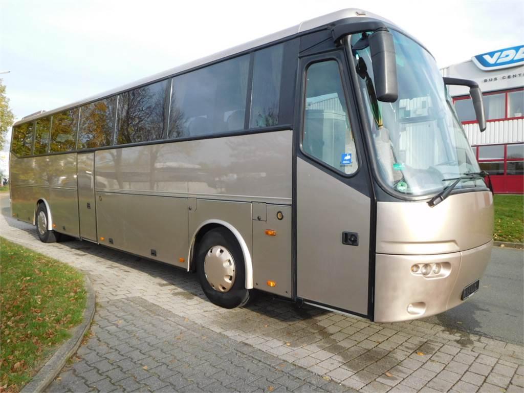 VDL Bova Futura FHD 127-365, Zájezdové autobusy, Přepravní technika