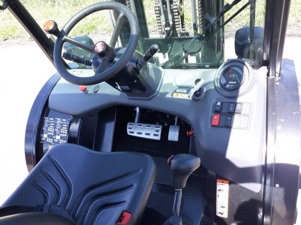 Manitou MC25-4 (demo), Diesel heftrucks, Material Handling