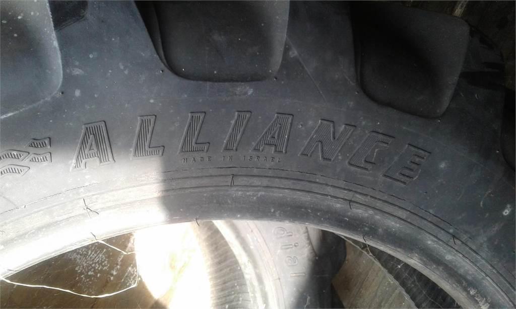 Alliance 9.5X28, Gewasverwerking en opslagmachines - Overigen, Landbouw