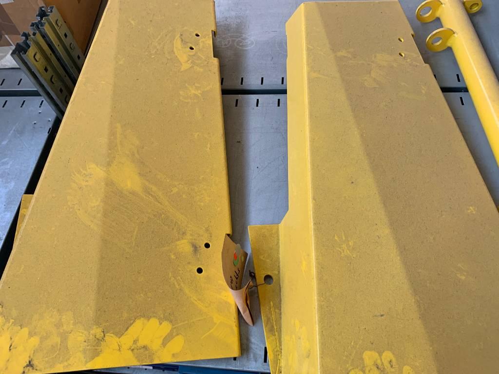 Wacker Neuson Schutzhaube rechts DPU90/100, Vibratory Plates, Products