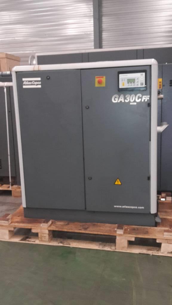 Atlas Copco GA30C FF, Compressors, Industrial