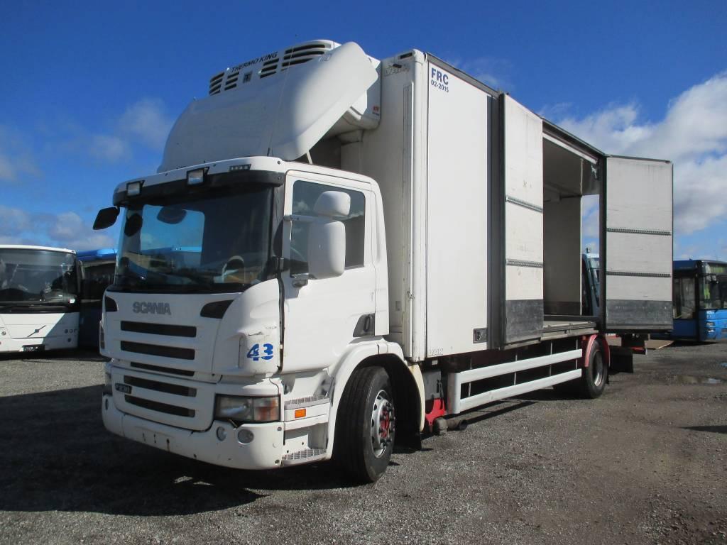 SCANIA SCANIA P230 SPECTRUM TS, Reefer Trucks, Trucks and Trailers