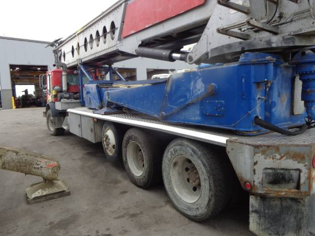 Putzmeister TB 110, Boom Pumps, Construction Equipment