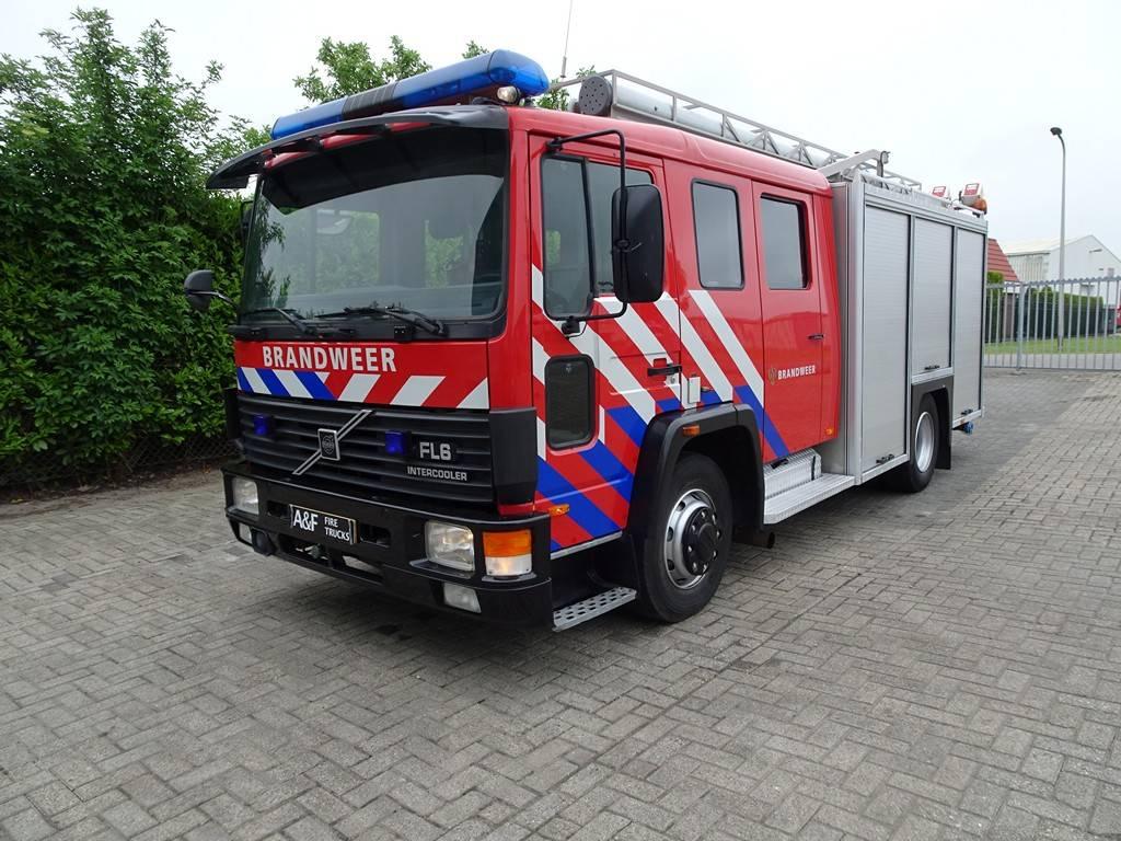 Volvo FL 6-14 Ziegler, Fire trucks, Transportation