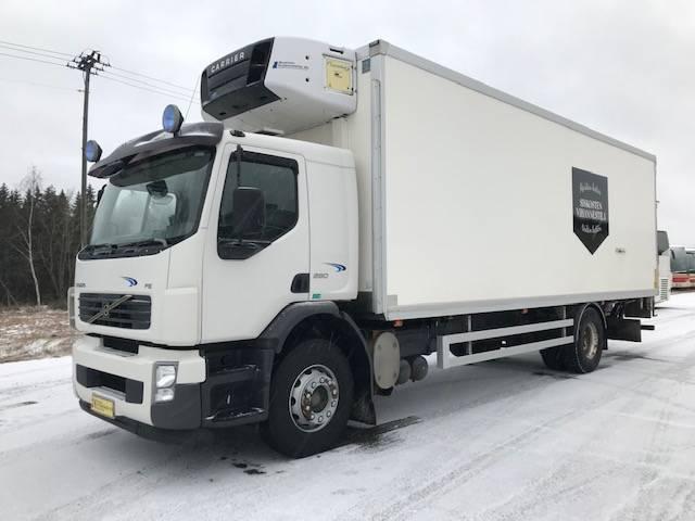 Volvo FE280, Umpikorikuorma-autot, Kuljetuskalusto