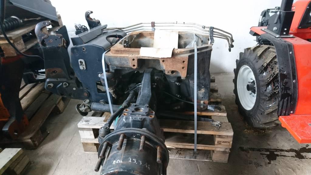 Deutz-Fahr Agrotron TTV, Traktory, Maszyny rolnicze