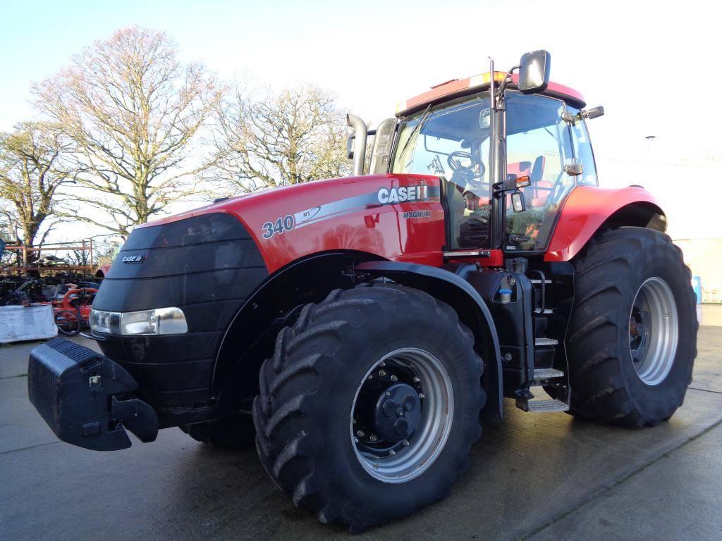 CASE Magnum 340, Tractors, Agriculture