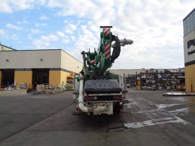 Putzmeister BSF 38Z-5.16H, Boom Pumps, Construction Equipment