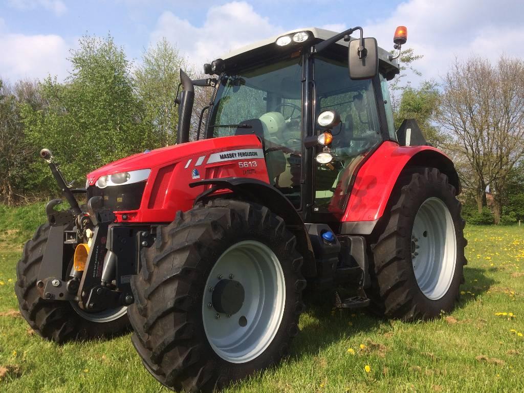 Massey Ferguson 5613 Dyna- 4 Efficiënt, Tractoren, Landbouw
