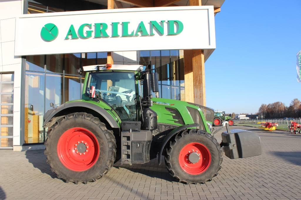 Fendt 824 S4 Vario Profi Plus, Traktorid, Põllumajandus