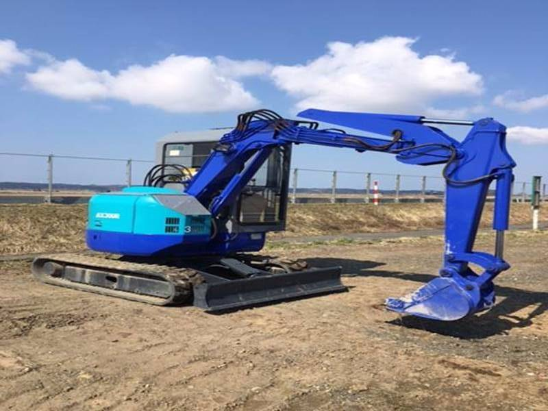 Airman AX30UR-2N, Mini excavators < 7t (Mini diggers), Construction