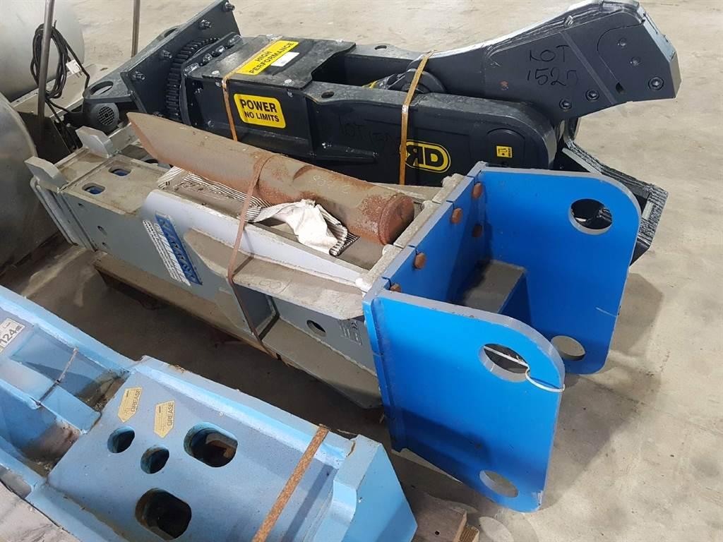 Hammer HM 1300 - Hydraulic hammer/Hydraulikh�mmer