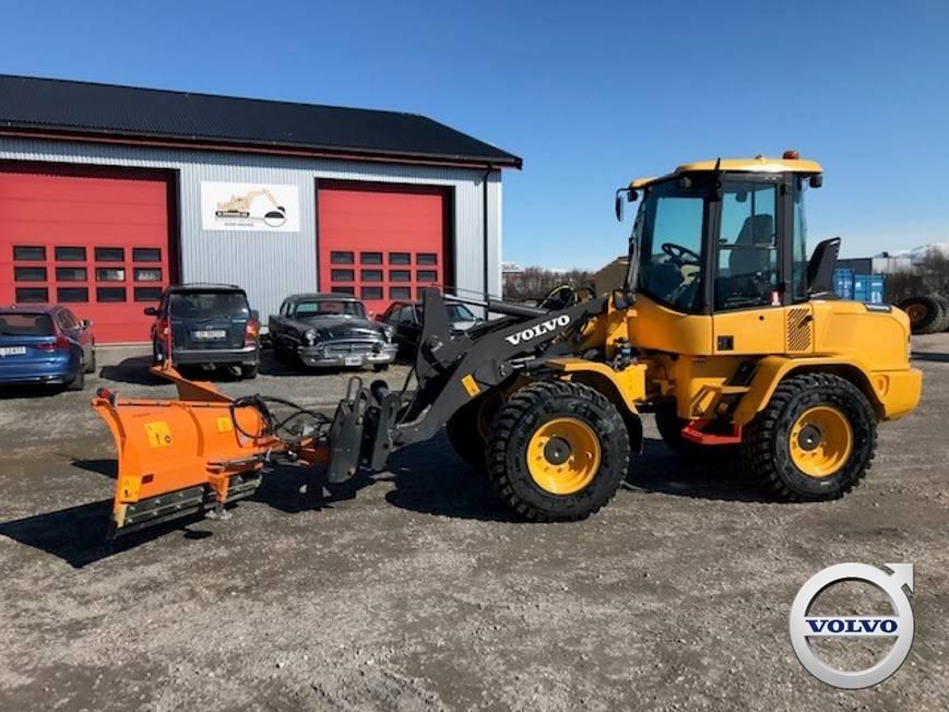 Volvo L 30 G, Skid Steer Loaders, Construction Equipment