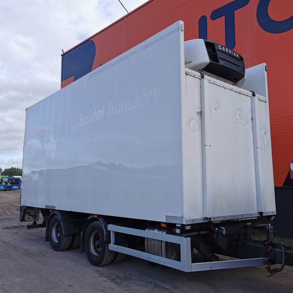 [Other] Trailer Bygg 2008, Temperature Controlled Trailers, Trucks and Trailers