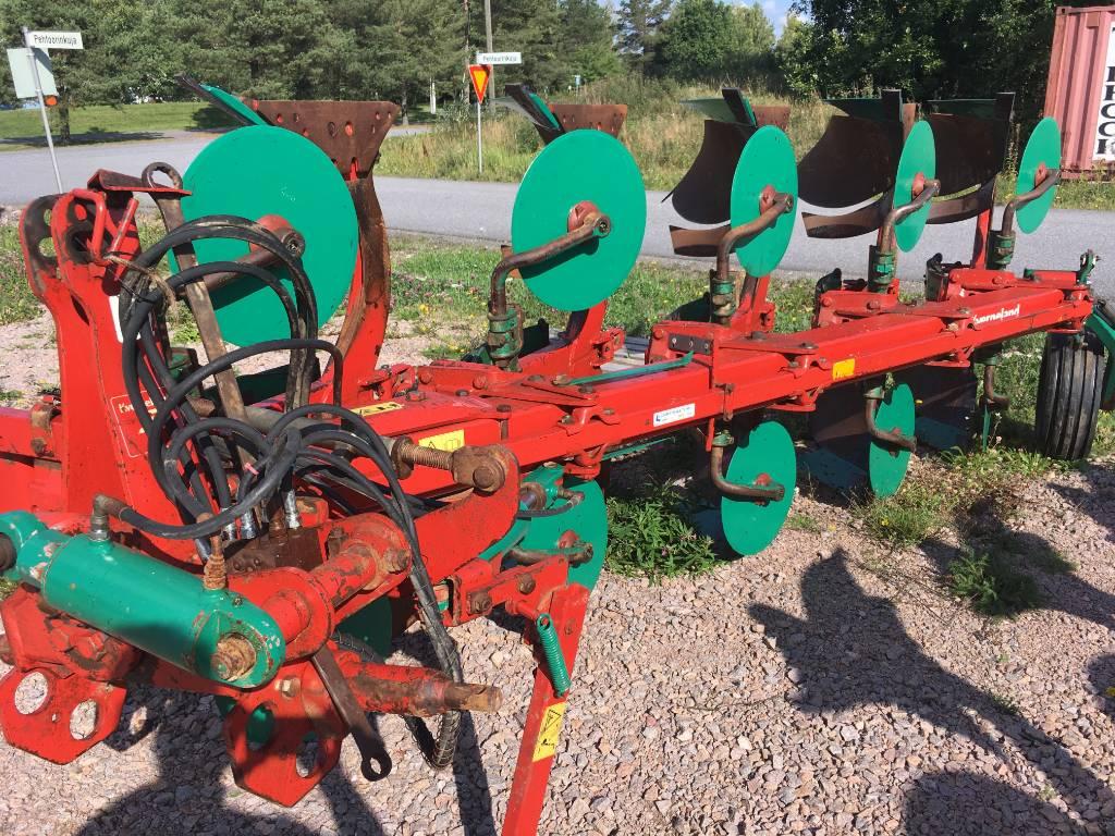 Kverneland ES 160 5 siipiset, Paluuaurat, Maatalous