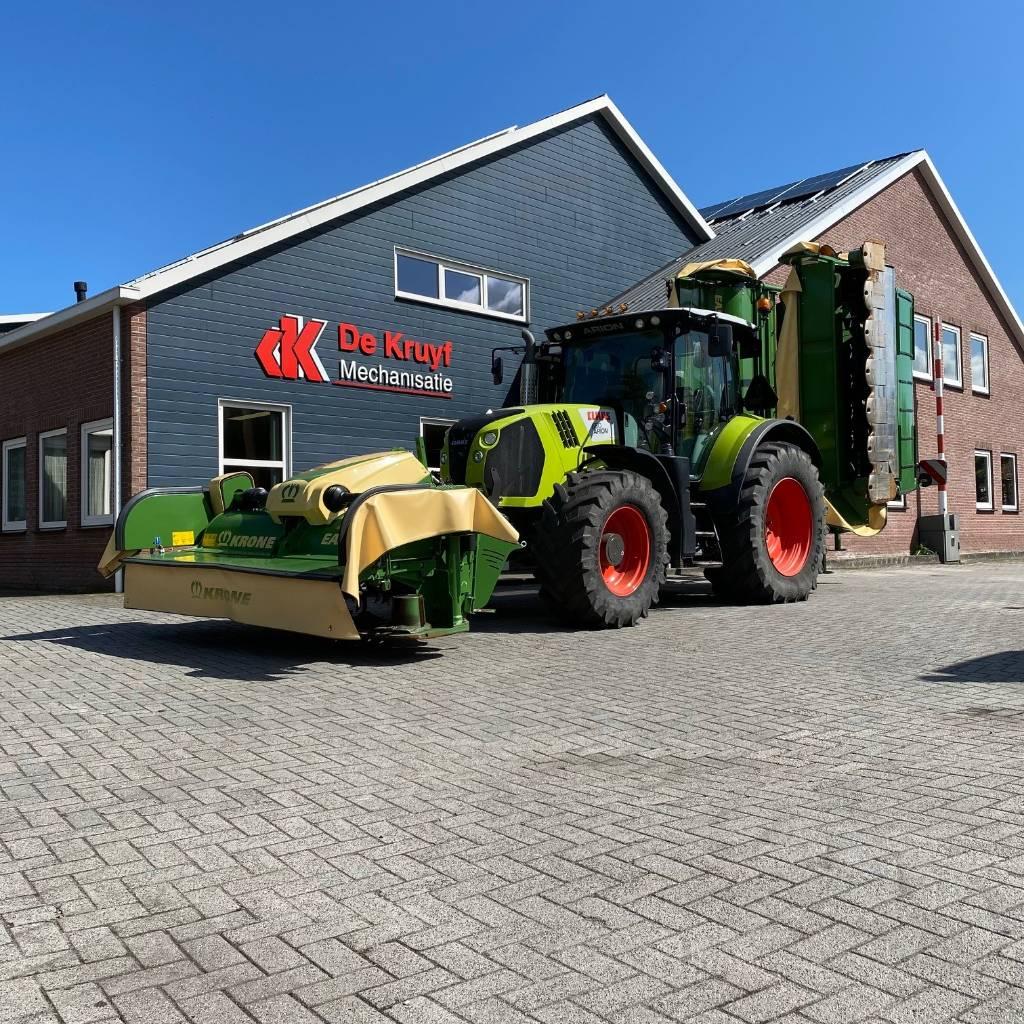 Krone Easy cut B 870 CV, Mowers, Agriculture