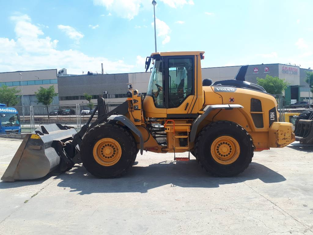 Volvo L 70 H, Mini Loader, Construction Equipment