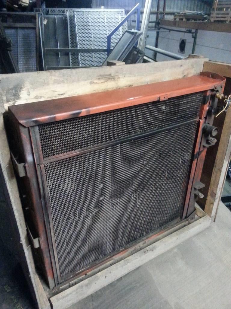 Laverda Radiateur, Accessoires voor maaidorsmachines, All Used Machines