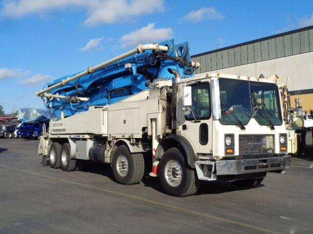 Putzmeister BSF 47.16H, Boom Pumps, Construction Equipment