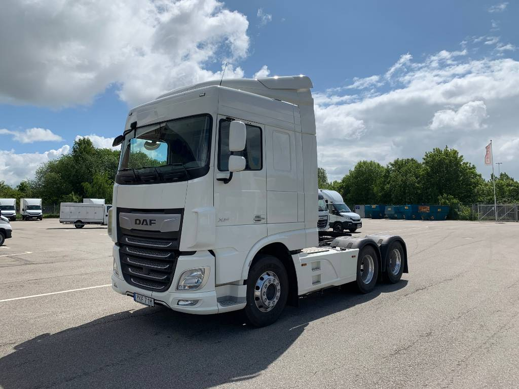 DAF XF FTS 480 - Bränslekampen, Conventional Trucks / Tractor Trucks, Trucks and Trailers
