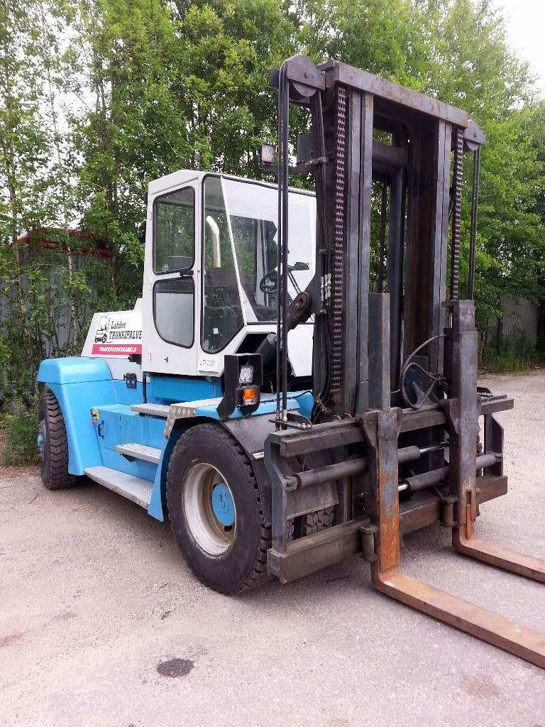 SMV SL13.6-600A, Dieseltrukit, Kaikki trukit