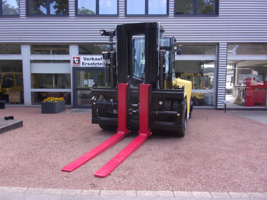 Hyster H18XD9, Diesel counterbalance Forklifts, Material Handling