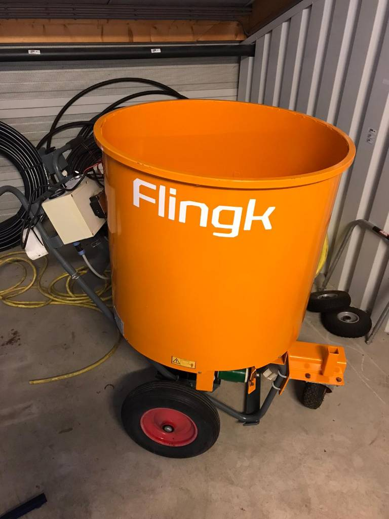 Other Flingk SE250 boxenvuller instrooier, Other livestock machinery and accessories, Agriculture
