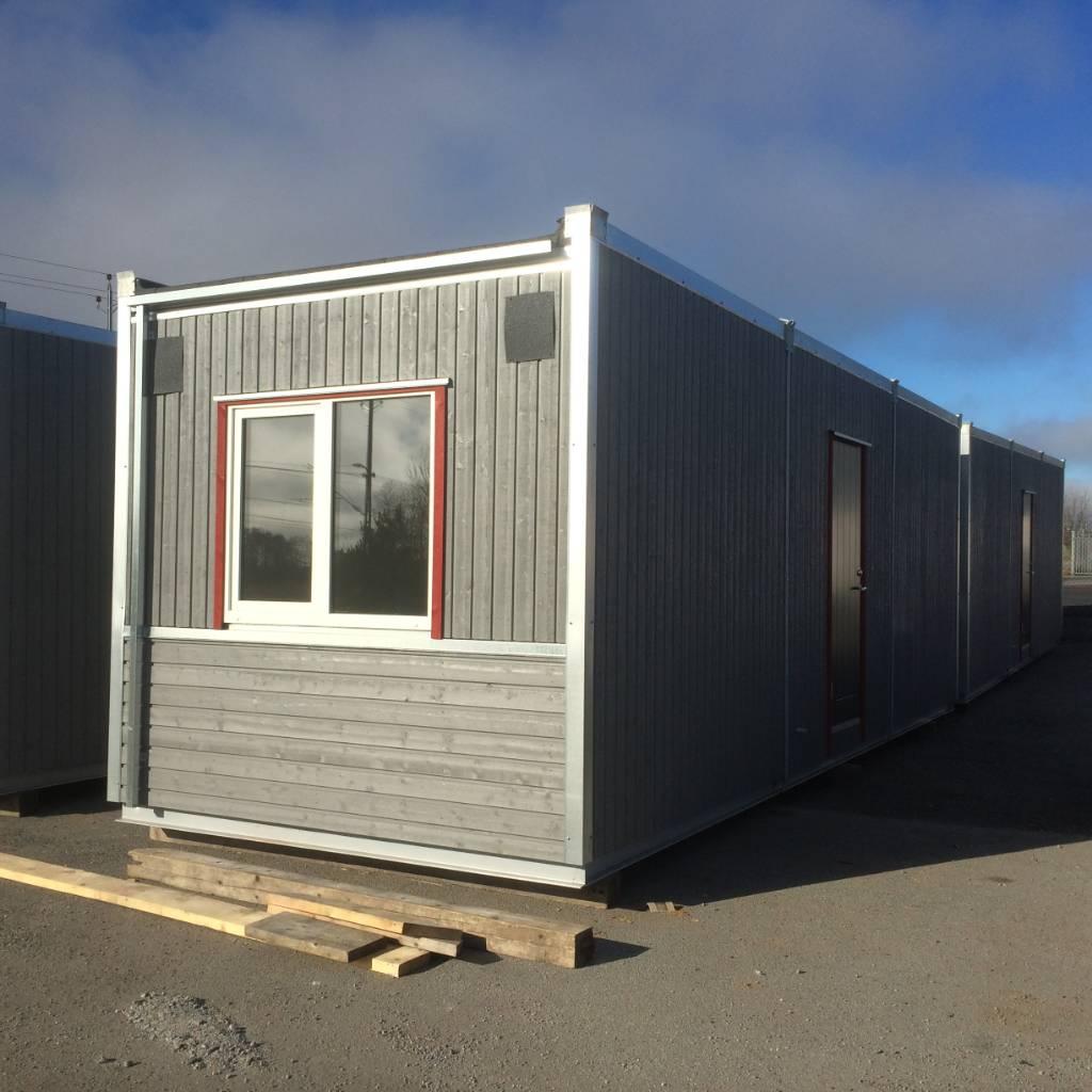 [Other] Eigers Modul Kontorsbod K0, Byggbaracker, Entreprenad