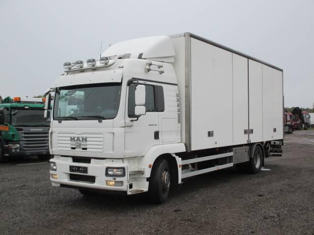 MAN TGM 18.330 4X2 LL, Furgoonautod, Transport