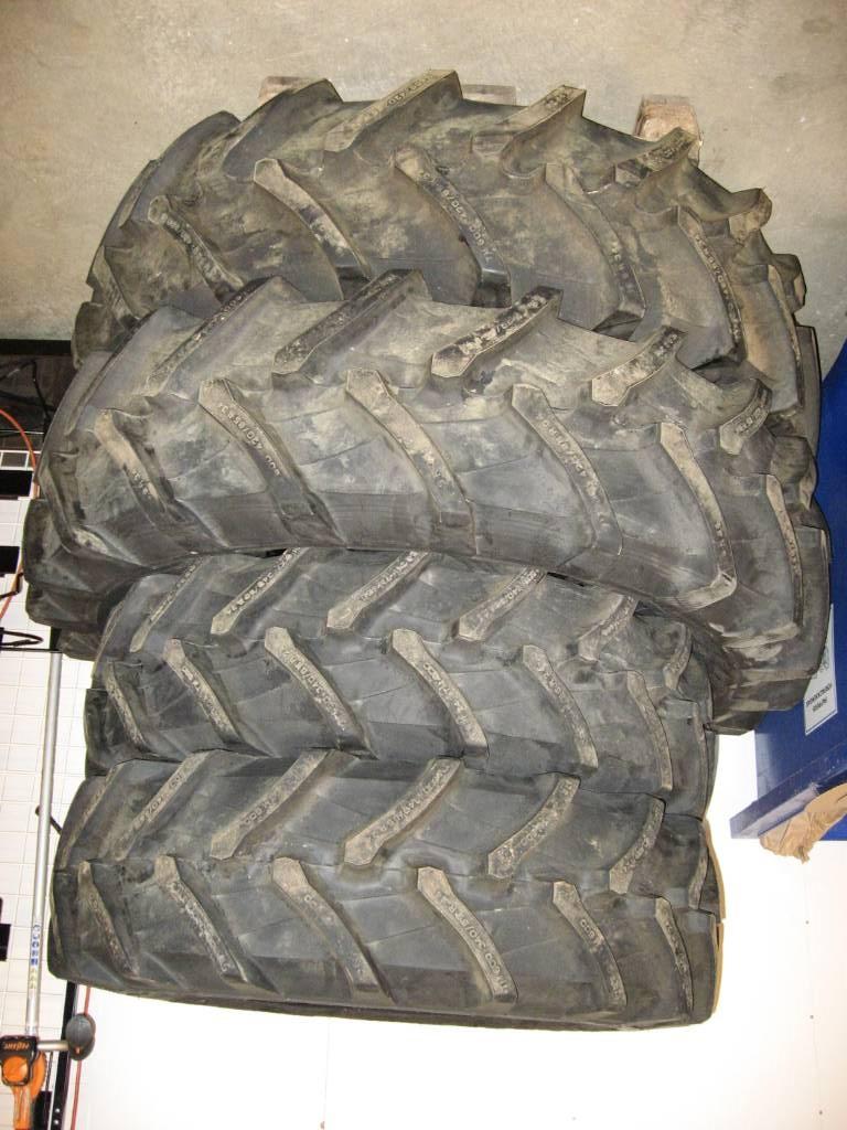 Trelleborg däck 340/85R24, Däck, hjul och fälgar, Lantbruk