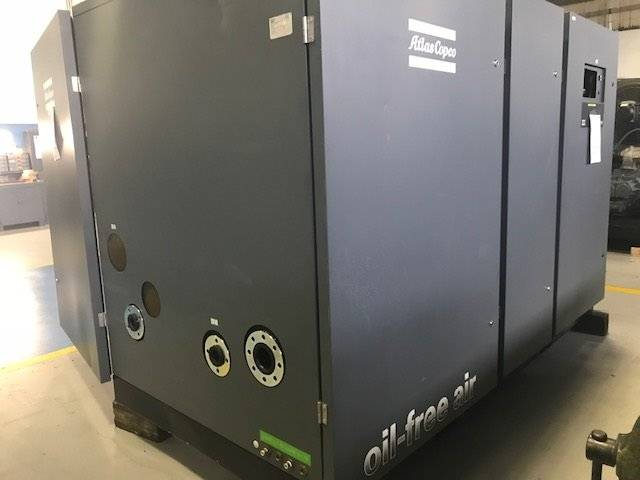 Atlas Copco ZR 250, Compressors, Industrial