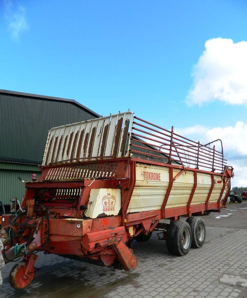 Krone HSL-4502, Savācējpiekabes, Lauksaimniecība