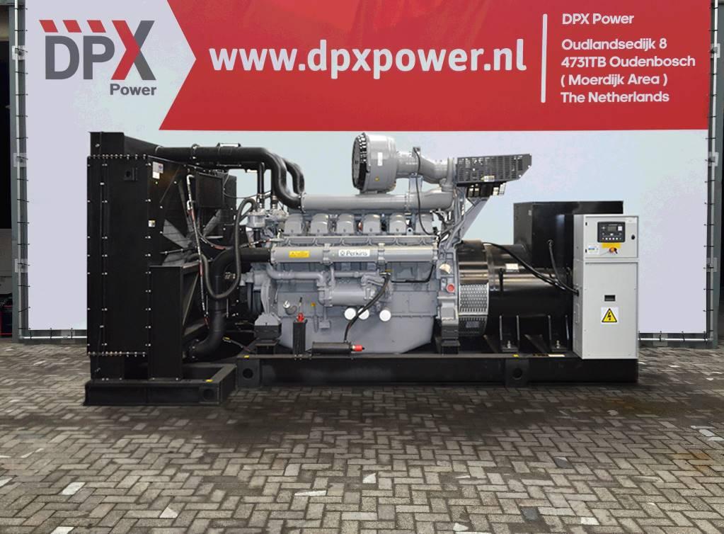 Perkins 4012-46TAG3A - 1.875 kVA Generator - DPX-15723, Diesel generatoren, Bouw