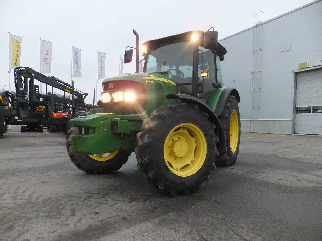 John Deere 5100 M, Traktorid, Põllumajandus
