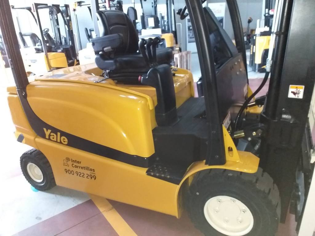 Yale ERP25VL, Electric counterbalance Forklifts, Material Handling