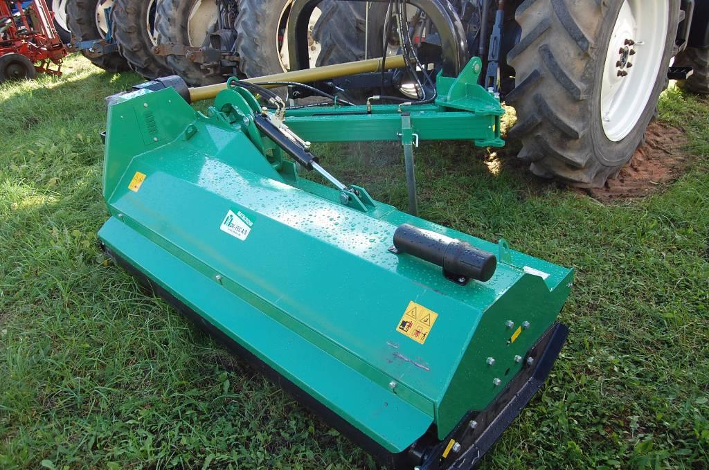 Dk-Tec Matbcri200, Mauriņa traktors, Komunālā tehnika