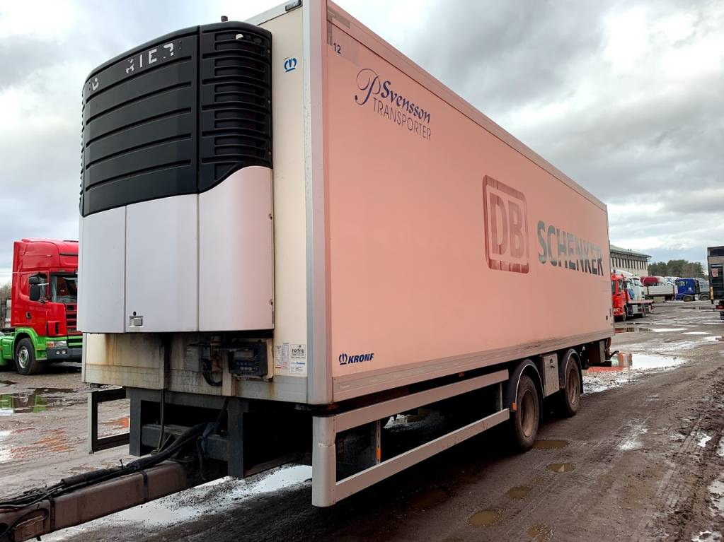 Norfrig WH2-20-KÄRRA, Temperature Controlled Trailers, Trucks and Trailers