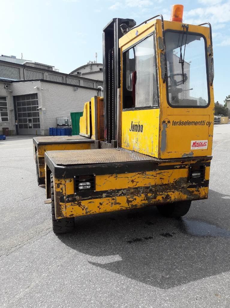 Jumbo S/SLK50, Dieseltrukit, Materiaalinkäsittely