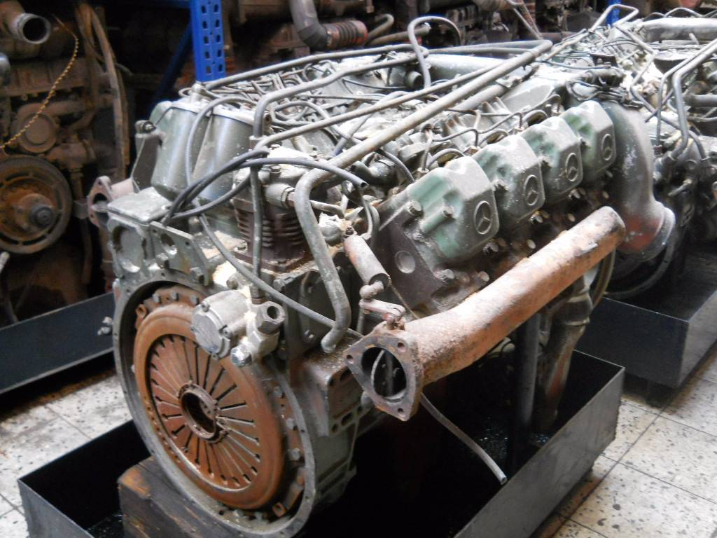 Used mercedes benz om442 om 442 engines for sale for Mercedes benz engines