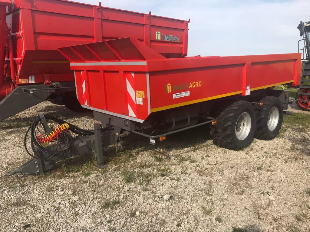 [Other] UMEGA SPD 12, Tipper trailers, Agriculture