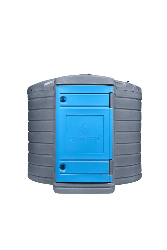 Swimer Tank Blue 5000 Fudps Basic dwupłaszczowy, Zbiorniki, Maszyny rolnicze