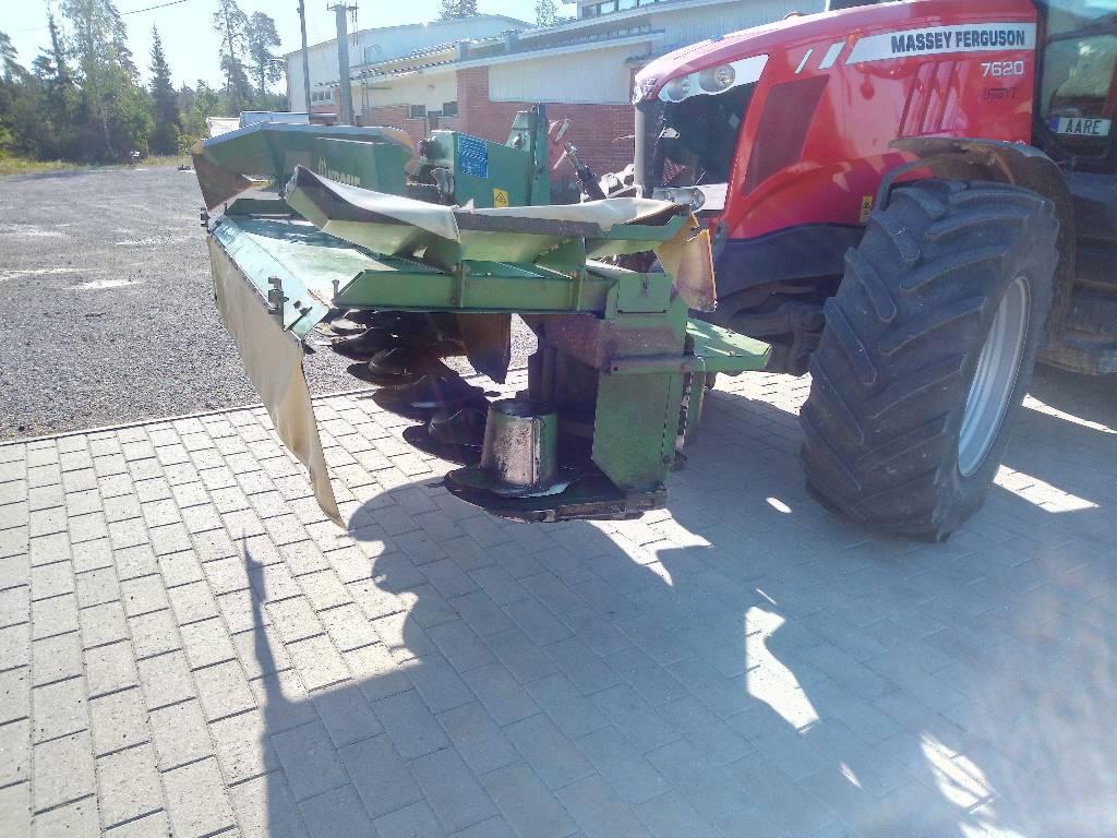Krone Easy Cut 32P, Niidukid, Põllumajandus
