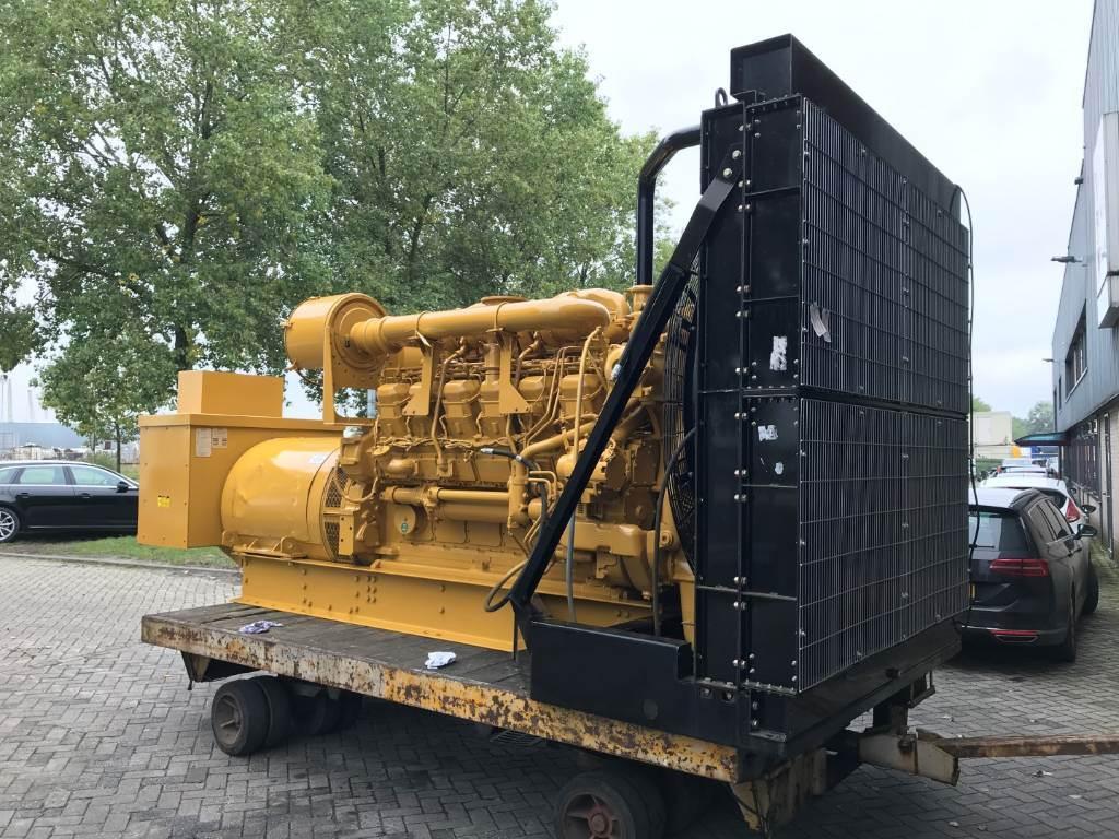 Caterpillar 3512 B - Generator Set - 1320 kVa - DPH 102512, Diesel Generators, Construction