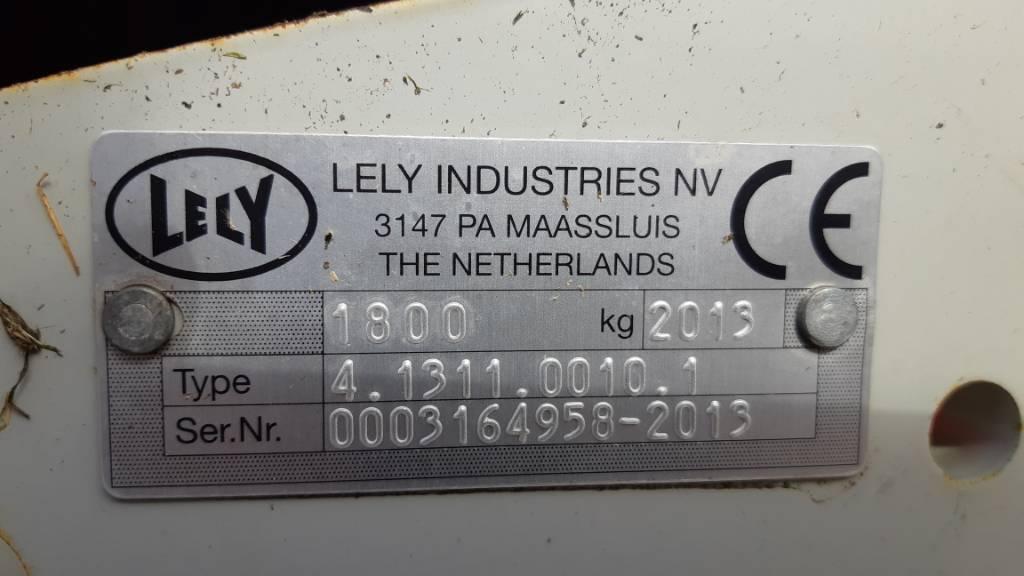 Lely Splendimo 370 PC, Niittomurskaimet, Maatalous