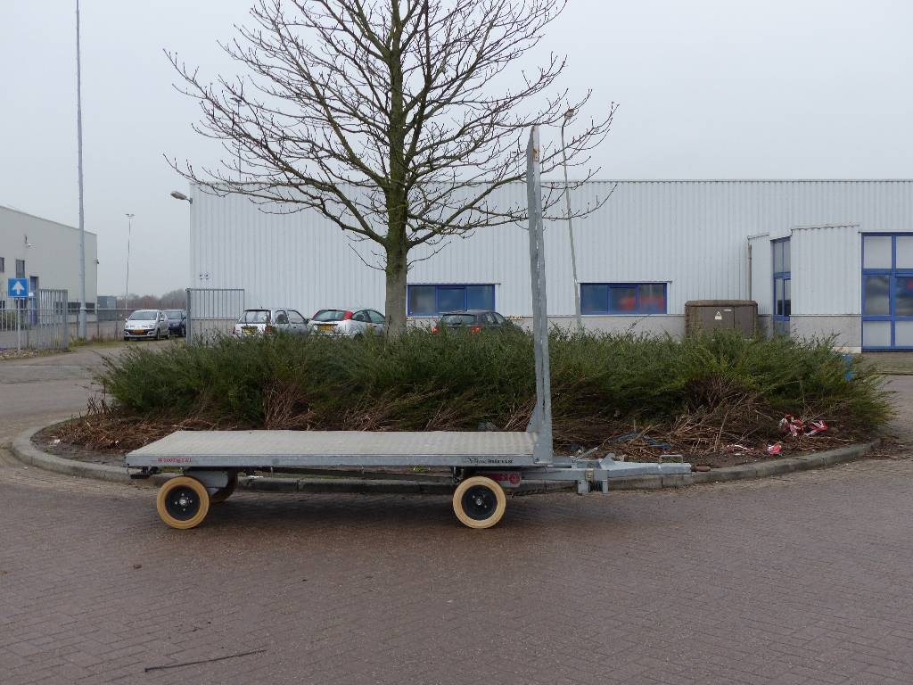 Viking Trailer, Aanhangwagens, Transport
