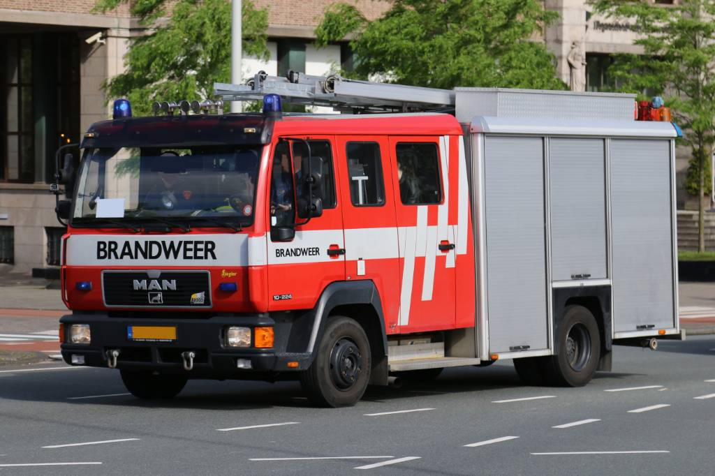 MAN 10-224 Ziegler, Fire trucks, Transportation