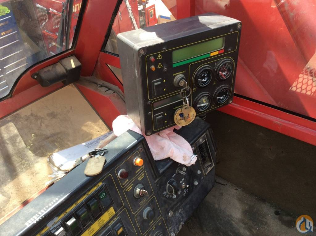 Manitowoc 222 B, Crane Parts and Equipment, Construction Equipment